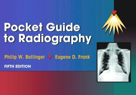Pocket Guide to Radiography  5th 2003 (Revised) edition cover