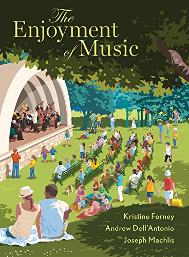 Enjoyment of Music With Ebook, Inquizitive, Streaming Audio, and Metropolitan Opera Videos 13th 2018 9780393639032 Front Cover