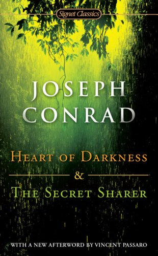 Heart of Darkness and the Secret Sharer  N/A edition cover