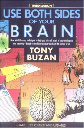 Use Both Sides of Your Brain New Mind-Mapping Techniques, Third Edition 3rd 1991 (Revised) edition cover