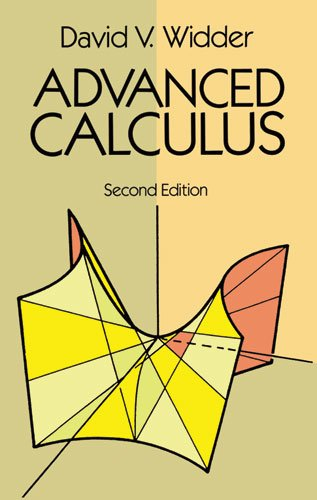 Advanced Calculus  2nd 1989 (Revised) edition cover