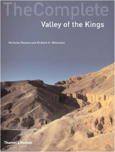 Complete Valley of the Kings Tombs and Treasures of Egypt's Greatest Pharaohs  2008 edition cover