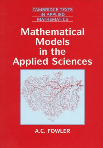 Mathematical Models in the Applied Sciences   1997 9780521467032 Front Cover