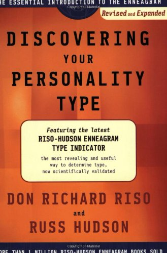 Discovering Your Personality Type The Essential Introduction to the Enneagram, Revised and Expanded 3rd 2003 edition cover