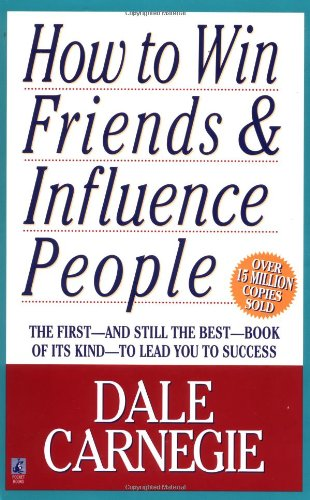 How to Win Friends and Influence People   1998 edition cover