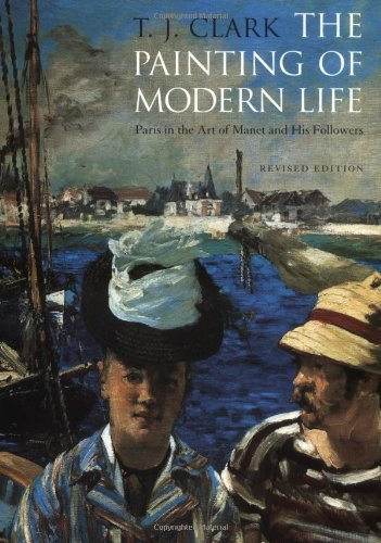 Painting of Modern Life Paris in the Art of Manet and His Followers  2000 (Revised) edition cover