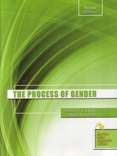 Process of Gender  2nd (Revised) 9780757583032 Front Cover