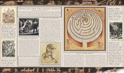 Mythology   2007 edition cover