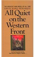 All Quiet on the Western Front  N/A edition cover