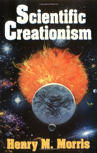 Scientific Creationism 2nd edition cover