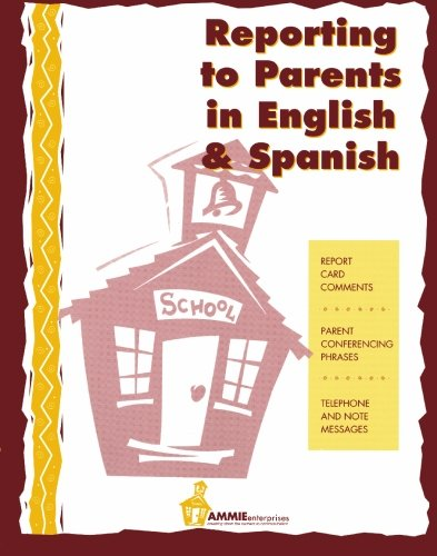 Reporting to Parents in English and Spanish 1st edition cover
