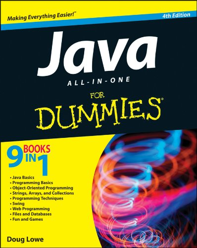 Java All-in-One for Dummies�  4th 2014 9781118408032 Front Cover