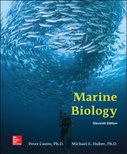 MARINE BIOLOGY                          N/A 9781259880032 Front Cover