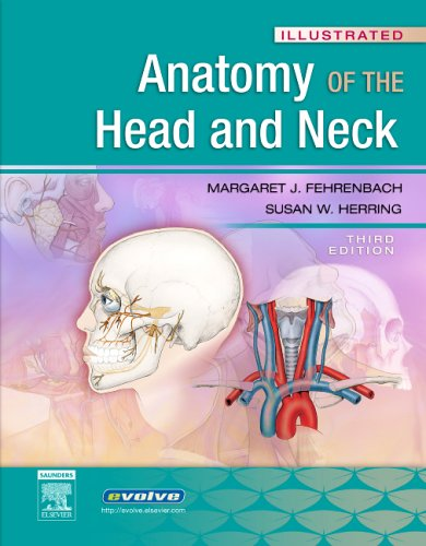 Illustrated Anatomy of the Head and Neck  3rd 2006 (Revised) edition cover