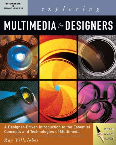 Exploring Multimedia for Designers   2008 edition cover