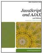 JavaScript and Ajax Comprehensive 2nd 2010 edition cover