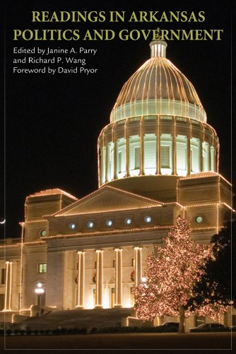 Readings in Arkansas Government and Politics   2009 edition cover