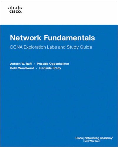 Network Fundamentals Ccna Exploration Labs 2nd 2008 edition cover