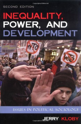 Inequality, Power, and Development Issues in Political Sociology 2nd 2003 edition cover