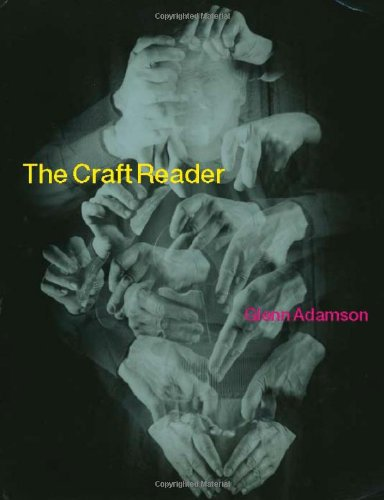 Craft Reader   2009 edition cover
