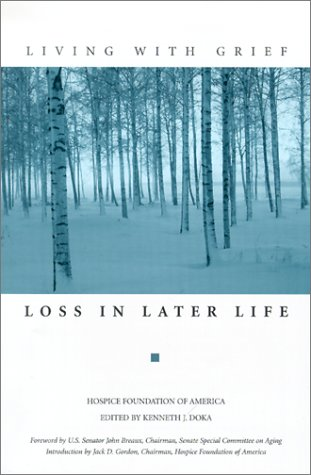 Living With Grief: Loss In Later Life  2002 edition cover