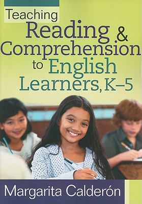 Teaching Reading and Comprehension to English Learners, K-5   2011 edition cover