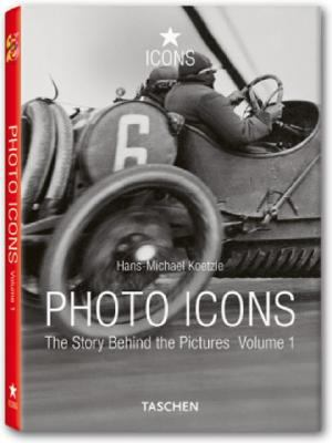 Photo Icon The Story Behind the Pictures 25th 9783836508032 Front Cover