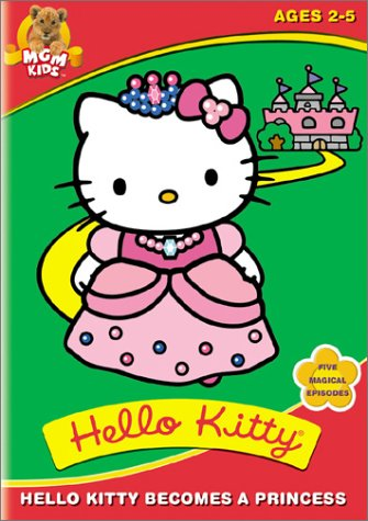 Hello Kitty Becomes a Princess System.Collections.Generic.List`1[System.String] artwork