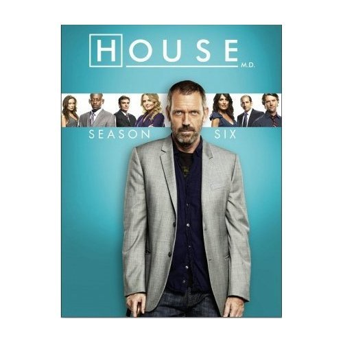 House, M.D.: Season 6 System.Collections.Generic.List`1[System.String] artwork