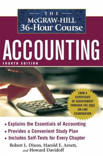 Accounting  4th 2008 9780071486033 Front Cover