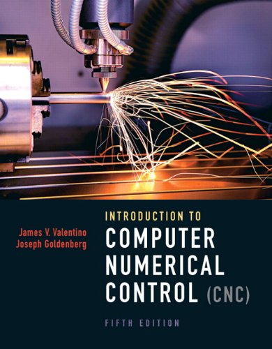 Introduction to Computer Numerical Control  5th 2013 (Revised) edition cover