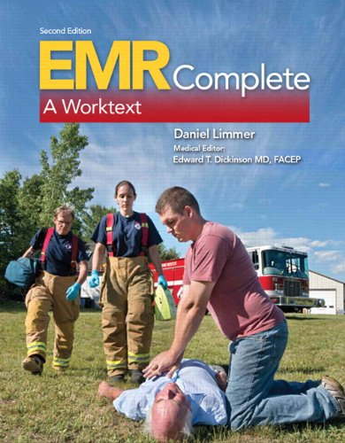EMR Complete A Worktext 2nd 2014 edition cover