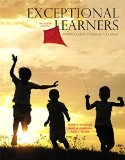 Exceptional Learners  13th 2015 edition cover