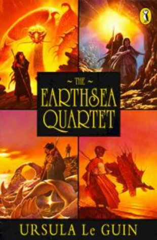 The Earthsea Quartet (Puffin Books) N/A edition cover