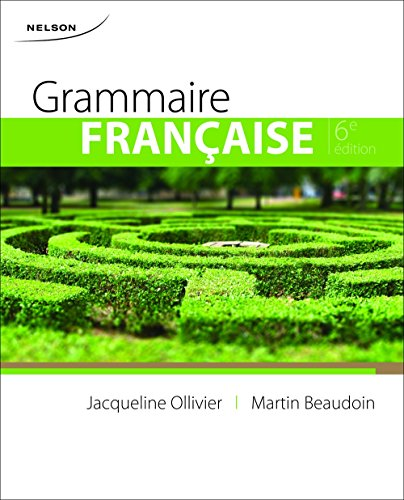 Grammaire Fran�aise  6th 2015 edition cover