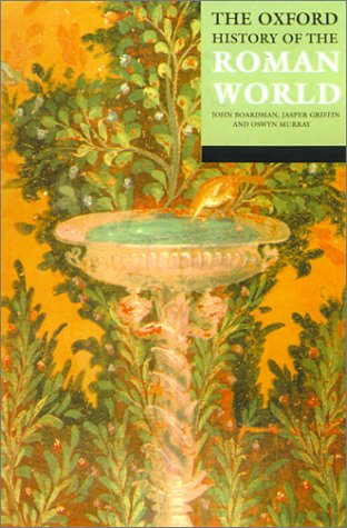 Oxford History of the Roman World   2001 edition cover