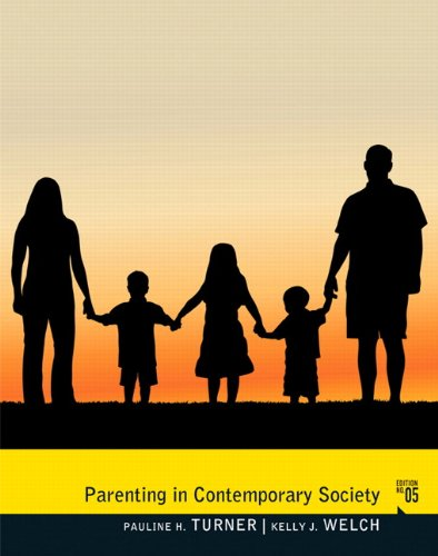 Parenting in Contemporary Society  5th 2012 (Revised) edition cover