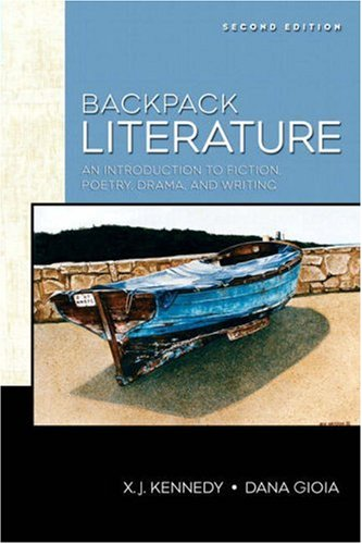 Backpack Literature  2nd 2008 edition cover