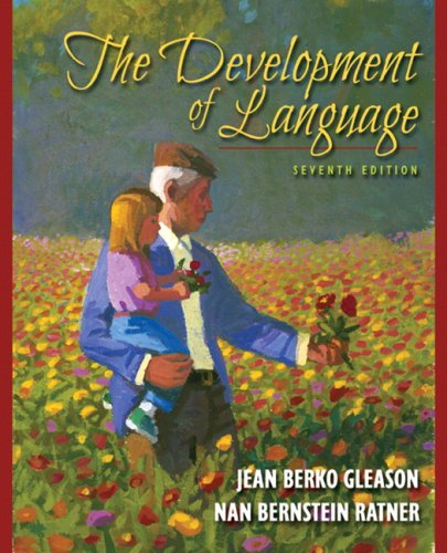 Development of Language  7th 2009 edition cover