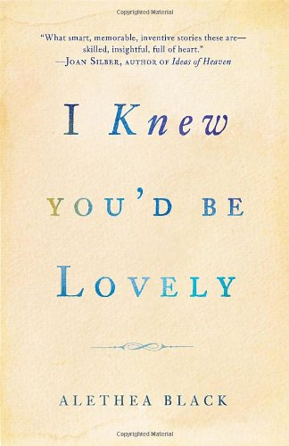 I Knew You'd Be Lovely   2011 edition cover