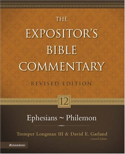 Ephesians-Philemon   2006 (Revised) 9780310235033 Front Cover