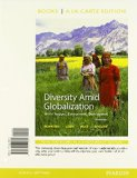 Diversity Amid Globalization: World Regions, Environment, Development + Masteringgeography With Etext Access Card  2014 edition cover