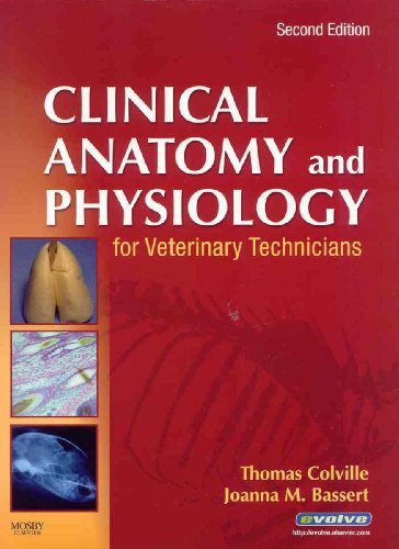 Clinical Anatomy and Physiology for Veterinary Technicians - Text and Laboratory Manual Package  2nd 2008 edition cover
