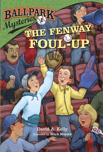 Fenway Foul-Up   2011 edition cover