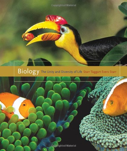 Volume 6 - Ecology and Behavior  12th 2009 edition cover