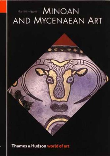Minoan and Mycenaean Art  2nd 1997 (Revised) edition cover