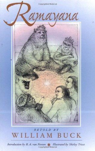 Ramayana   2000 edition cover