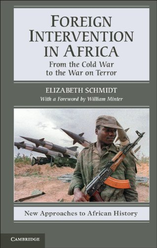 Foreign Intervention in Africa From the Cold War to the War on Terror  2013 edition cover