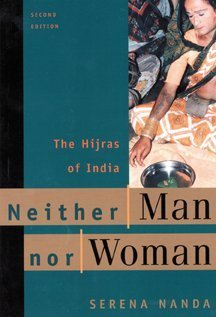 Neither Man nor Woman The Hijras of India 2nd 1999 (Revised) edition cover