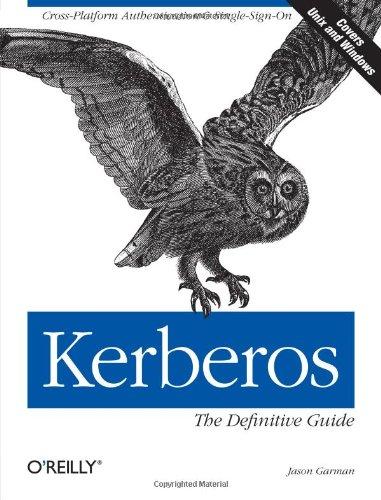Kerberos   2003 edition cover